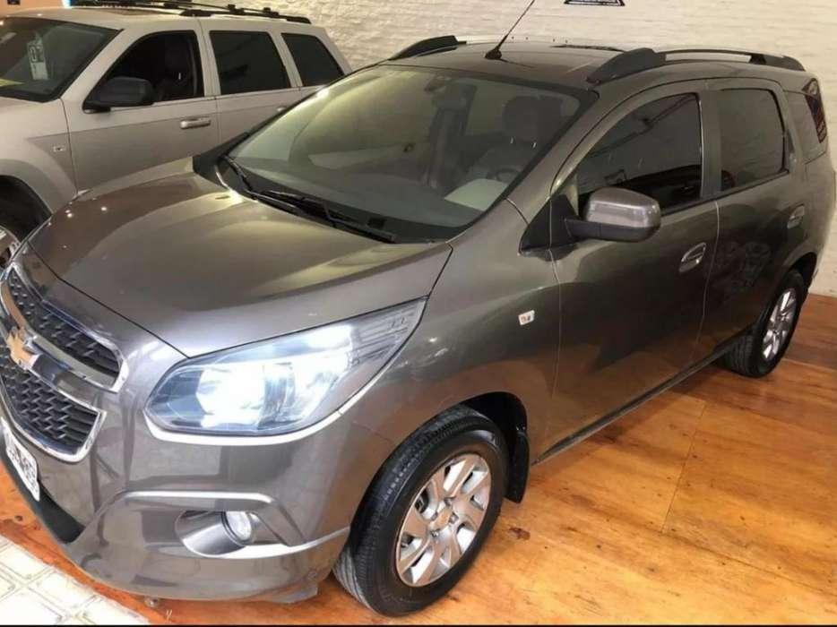 Chevrolet Spin 2015 - 90000 km