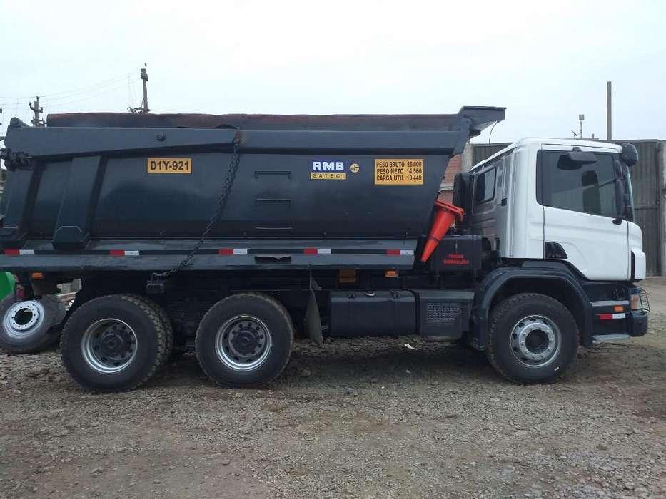 Vendo Scania 420 Año 2012
