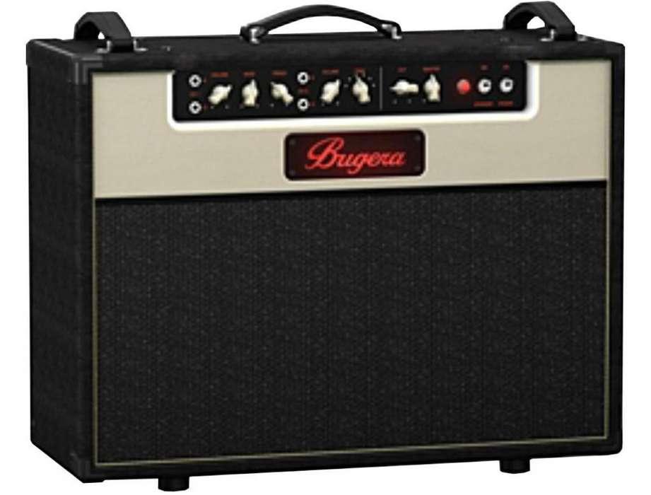 Amplificador Bugera Bc30 212 Combo Guitarra Valvula 30w 2x12