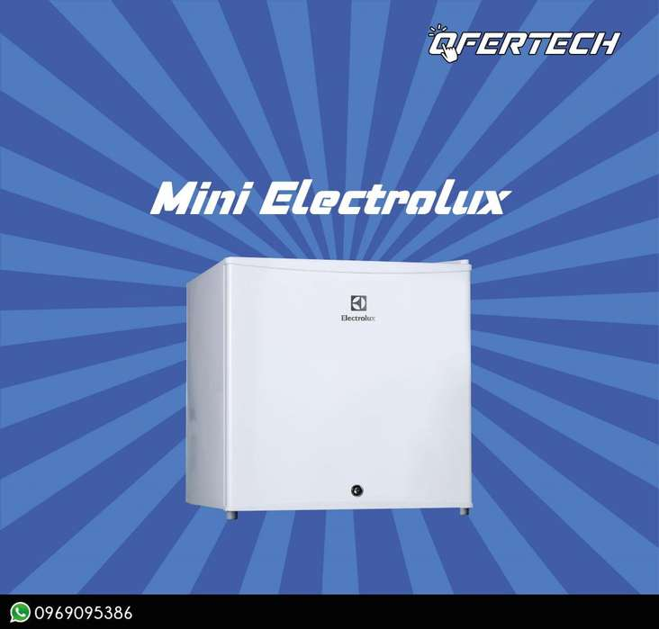 Mini bar electrolux 2.2 pies