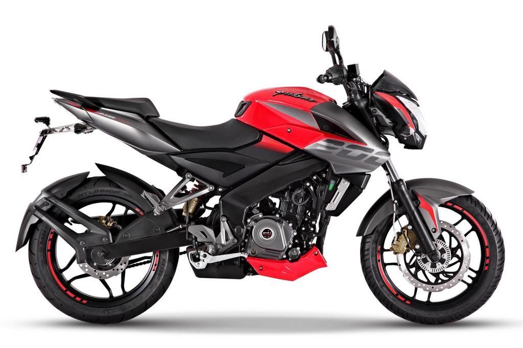 MOTO PULSAR NS 200 FI ABS