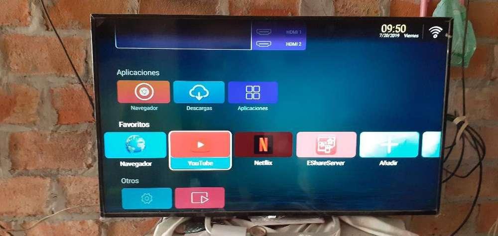 Vendo Un Smart Tv D 55 Pulgadas Marca Gl