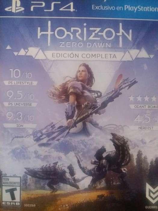 Horizon Edición Completa Ps4 Play 4