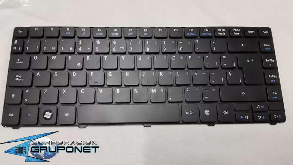 Teclado Laptop Acer 4540 4551 4235 4240 4540 Nuevo Español