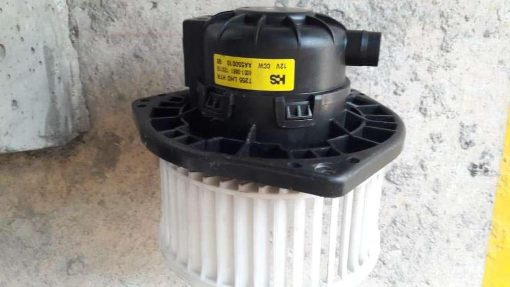 Ventilador soplador Aire Acondicionado (Blower) <strong>chevrolet</strong> Sail Casi-Nuevo Original