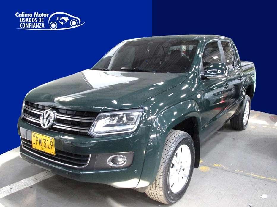 Volkswagen Amarok 2015 - 76900 km