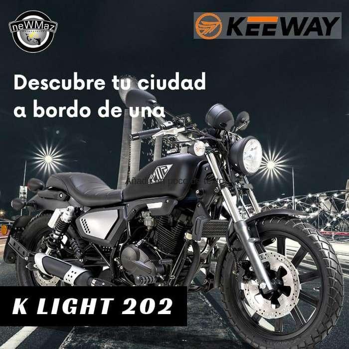 MOTO KEEWAY K LIGHT 202 - NEWMAZ