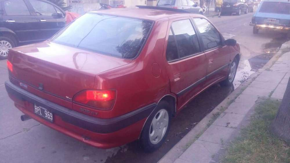 Peugeot 306 1998 - 157000 km