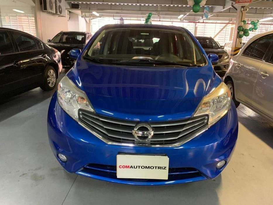 Nissan Note  2014 - 63000 km