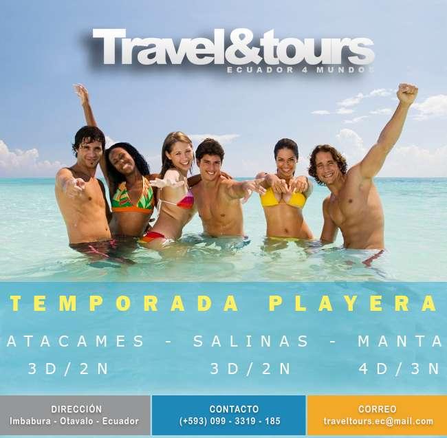 TOUR DE VACACIONES