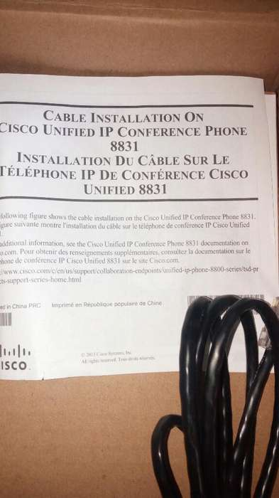 Telefono para Videoconferencias