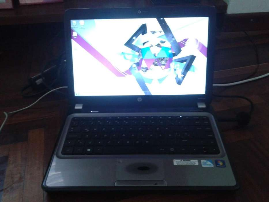 Notebook Hp G4 Dual Core 320gb 4gb Modelo2012/ Escucho ofertas!