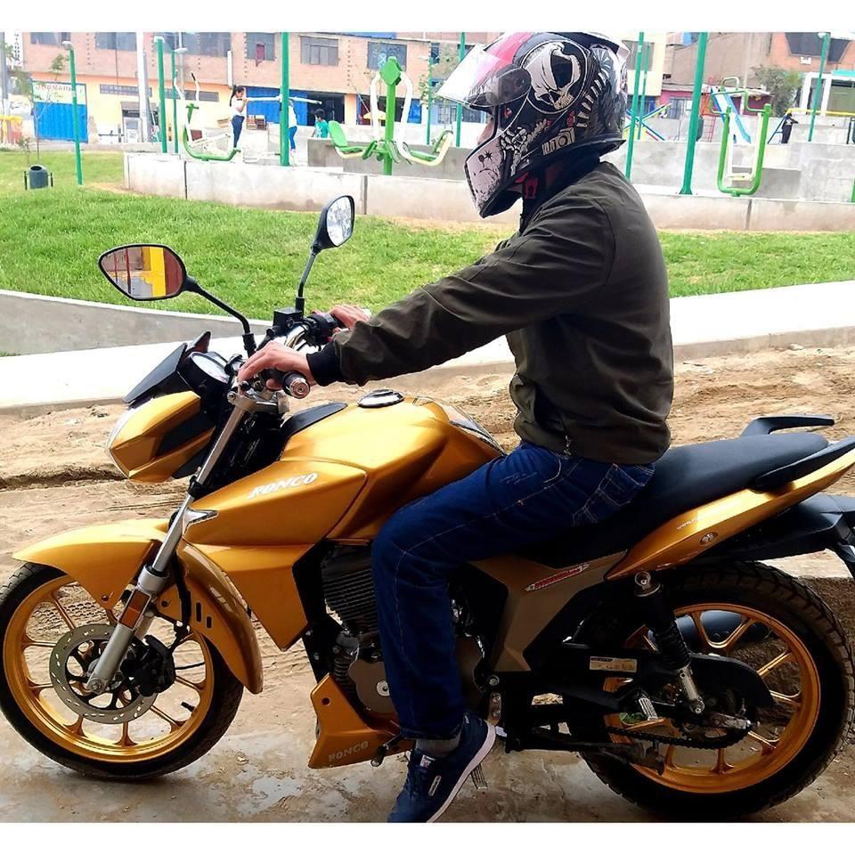 RONCO MOTO AGRESSOR 200