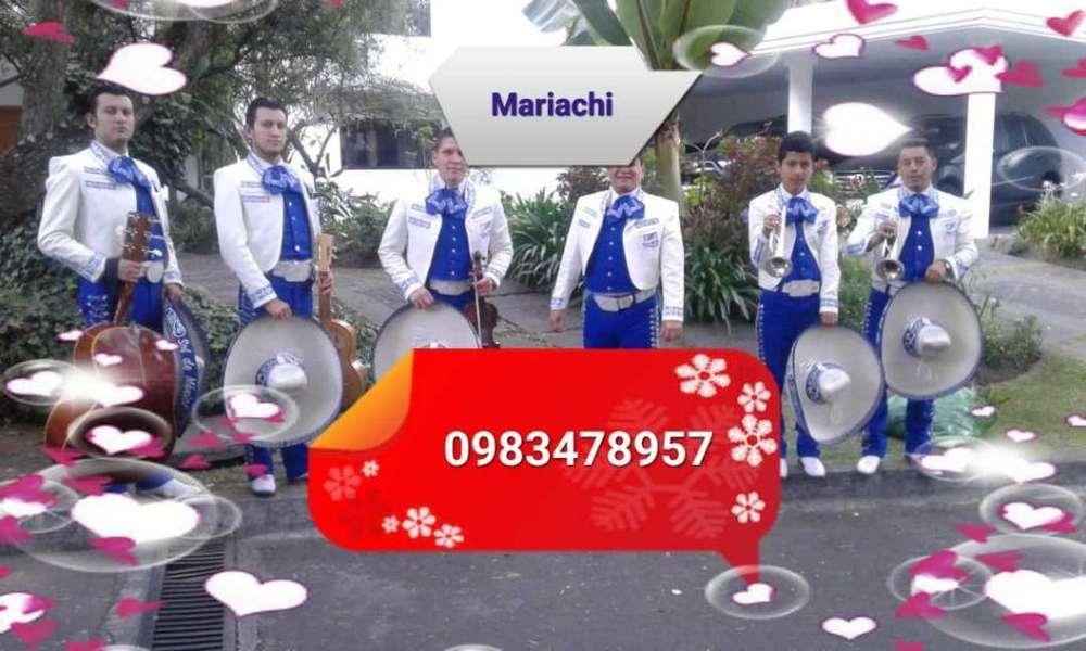 Mariachis en Quito Show de Calidad Ahora