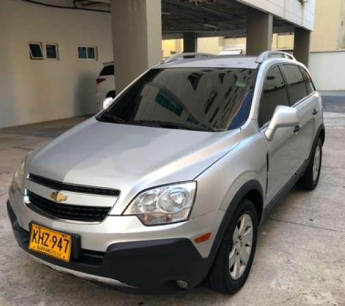 Chevrolet Captiva 2011 - 80000 km