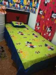 Juego de cama Mickey mouse