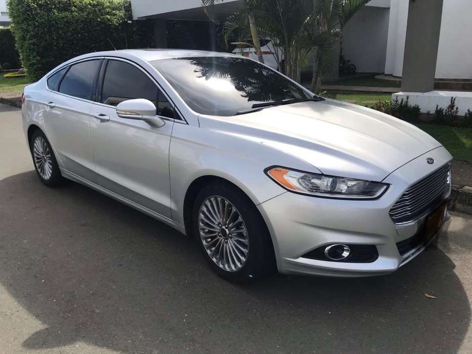 <strong>ford</strong> Fusion 2015 - 58000 km