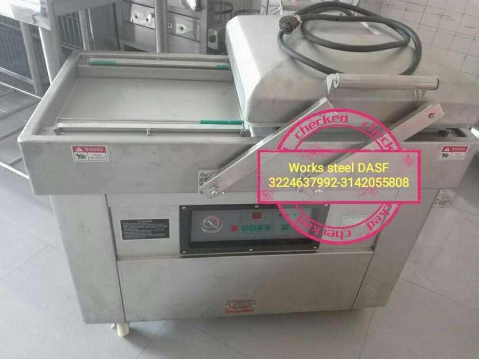 Empadora Al Vacio..3 centrifuga silo tostadora atemperador bombo refinador licuadora royera