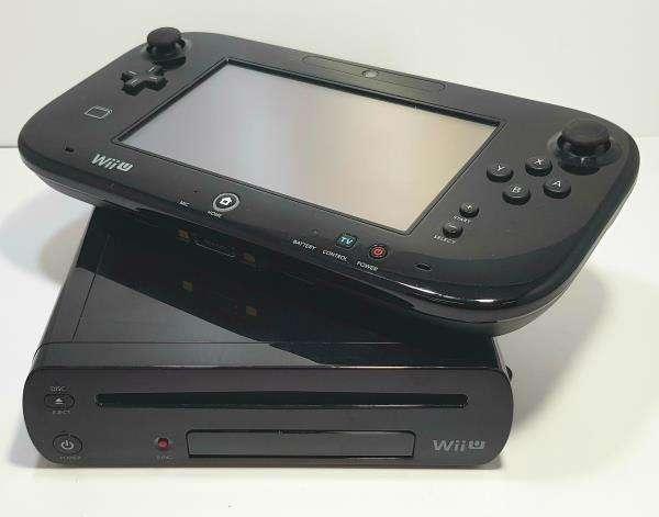 Nintendo Wii U con Juegos Incluidos