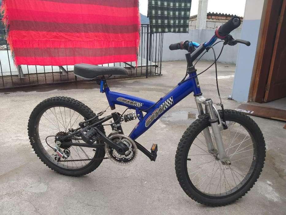 Vendo Bicicleta 18 Velocidades