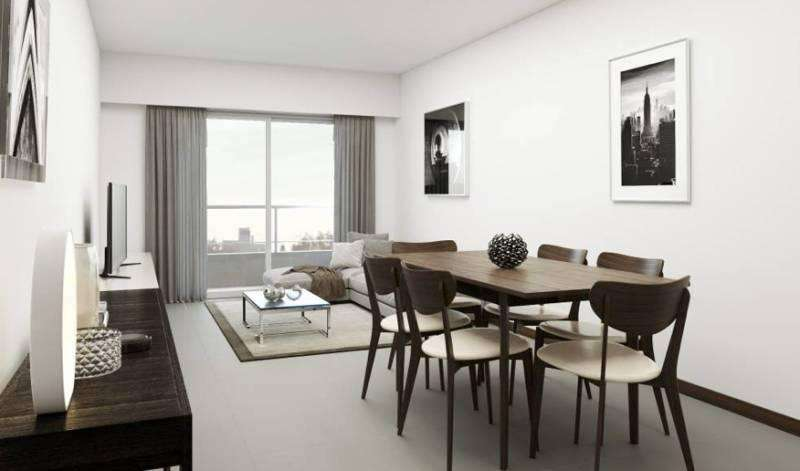 Venta 1 dormitorio, inversión del pozo- Mendoza 2800 Rosario