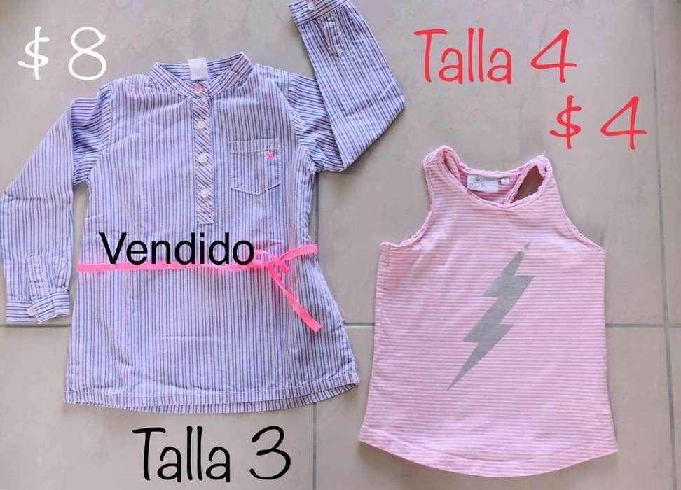 <strong>ropa</strong> Niña.