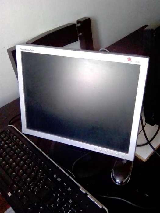 Monitor 15 pulgadas