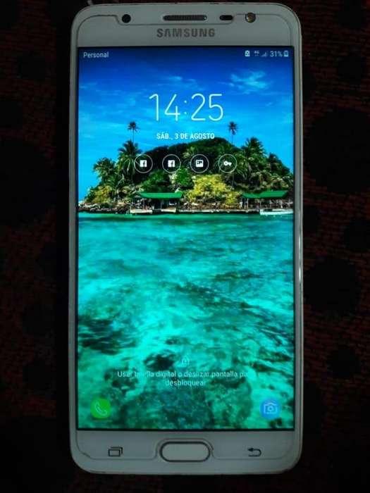 Vendo o permuto Samsung J7 Prime con poco uso
