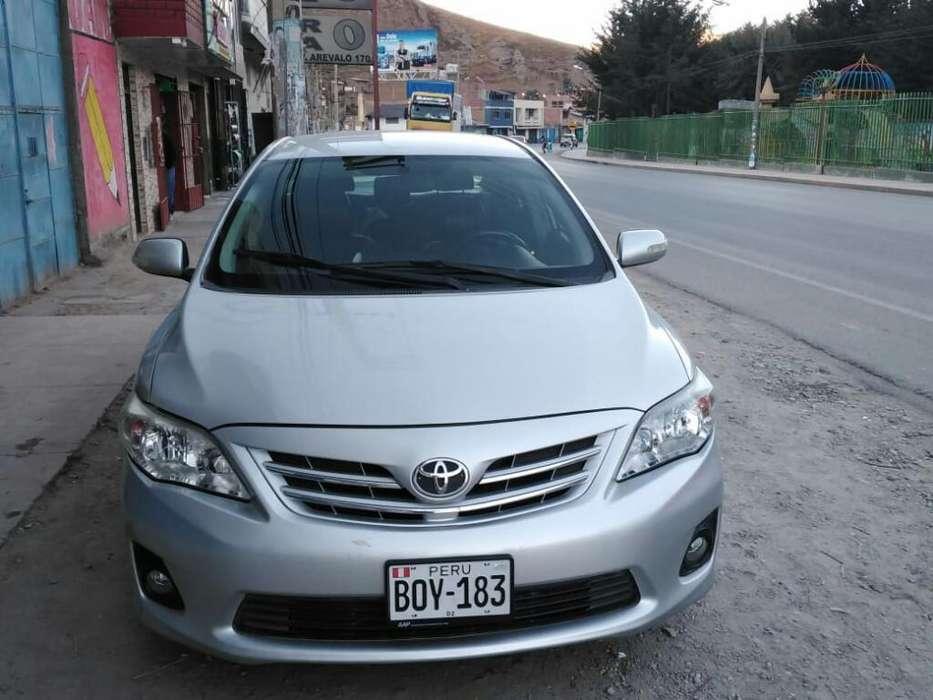 Toyota Corolla 2012 - 130000 km