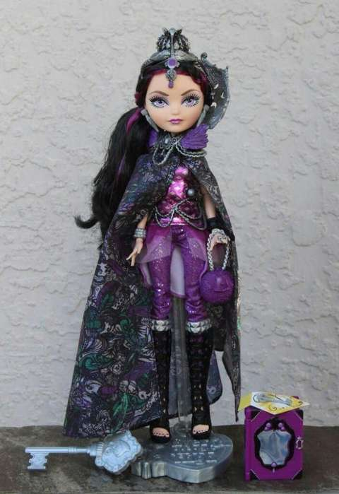 Muñeca Ever After High Legacy Day