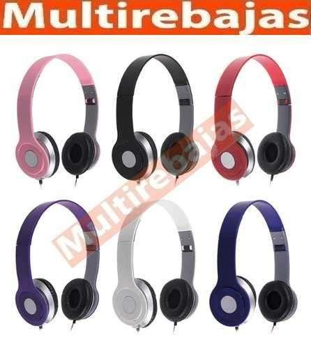 Audifono Bluetooth Tipo Beats Mp3 Micro Sd Manos Libres