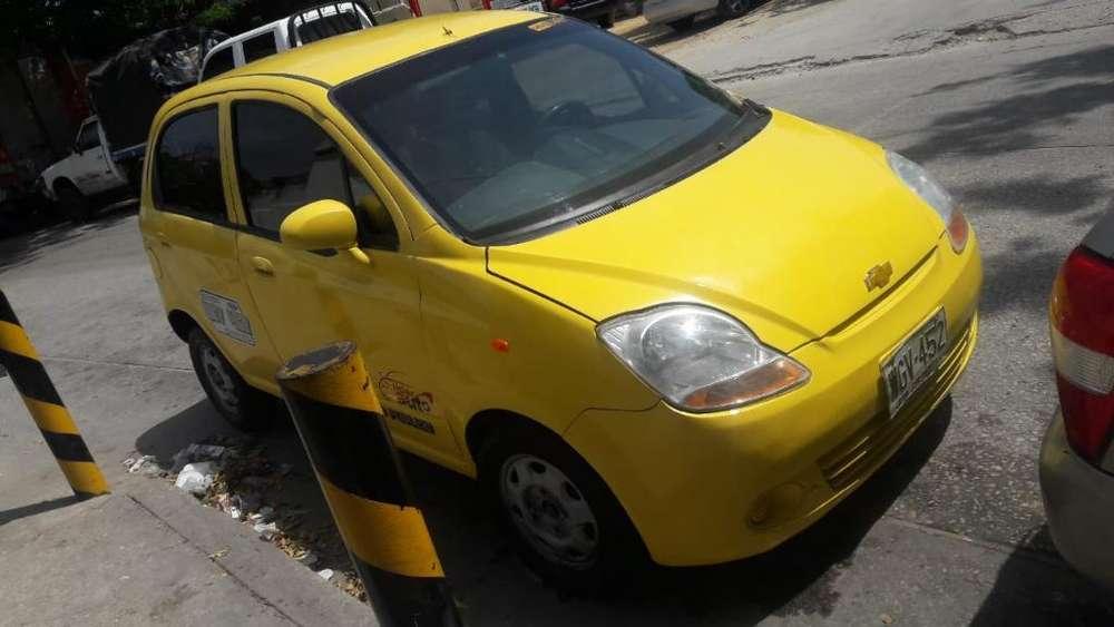 Financio Chevrolet Spark Taxi 2014