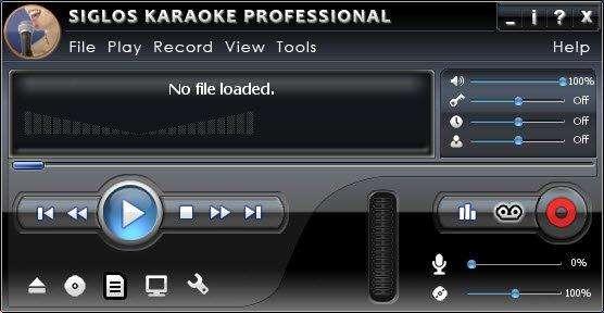 <strong>karaoke</strong> Profesional para tu PC