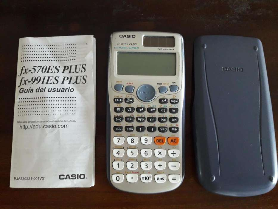 <strong>calculadora</strong> Casio fx-991ES PLUS