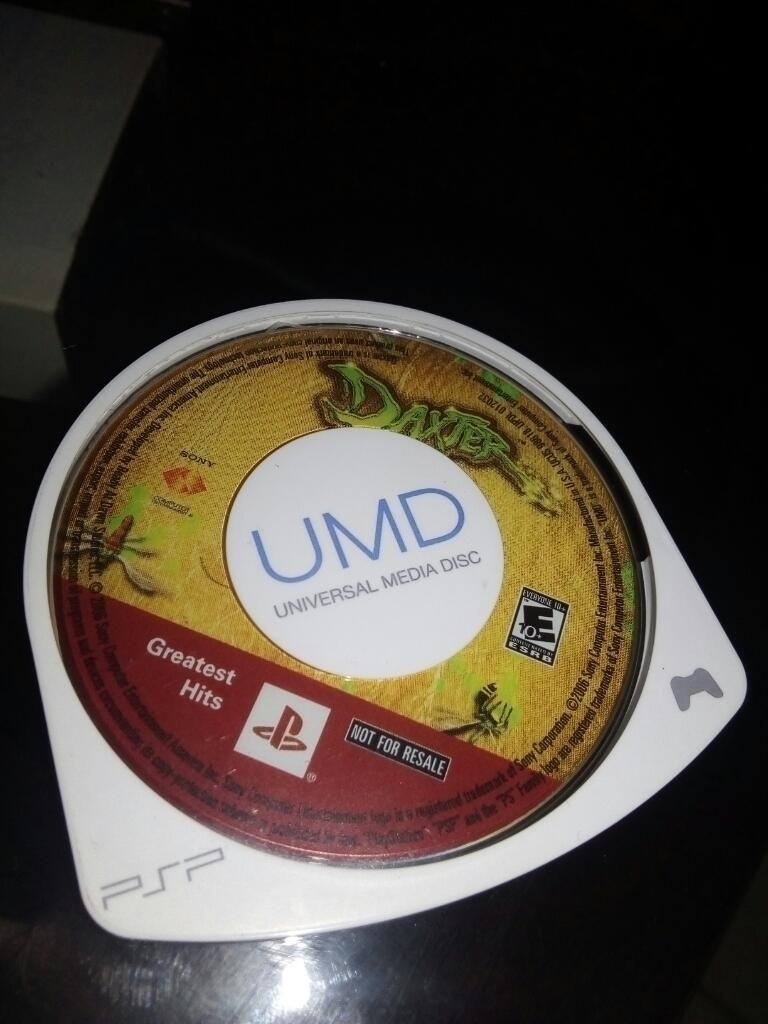 Daxter Psp Umd Original