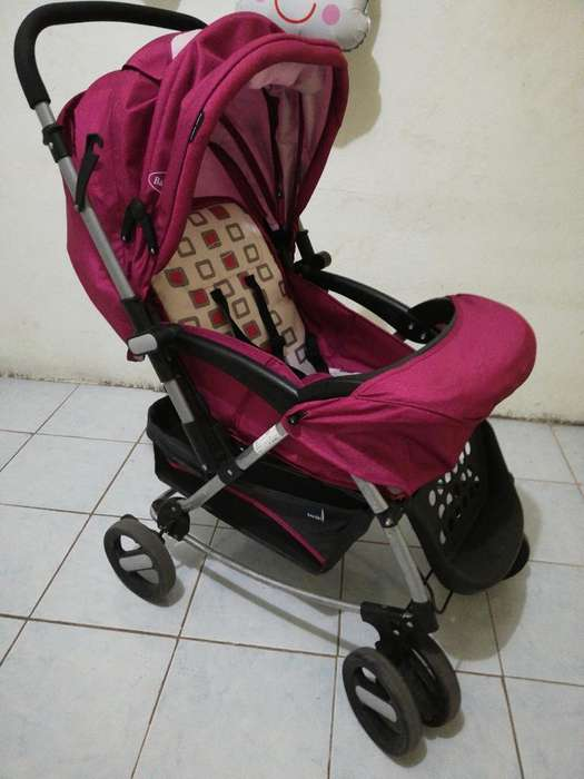 Coche Mecedora Baby Kit's
