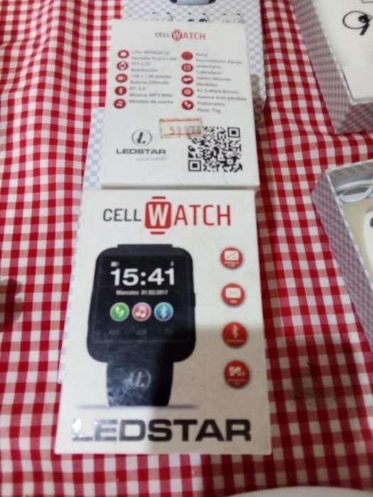 Ledstar Cell Watch