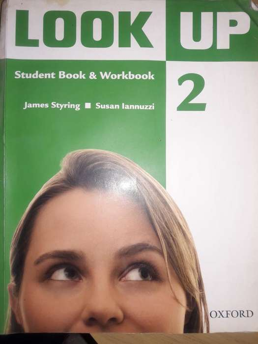 Libro Look Up Ingles