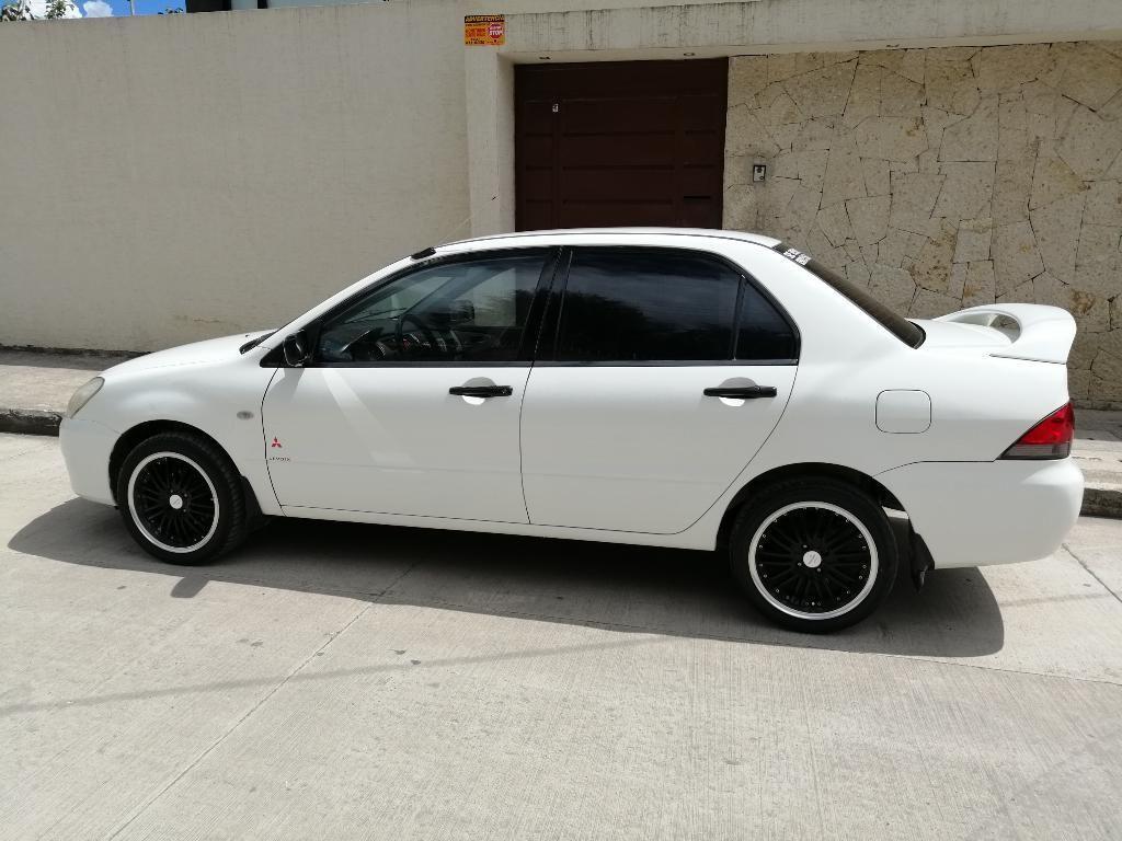 Como Nuevo Mitsubishi Lancer Del 2004