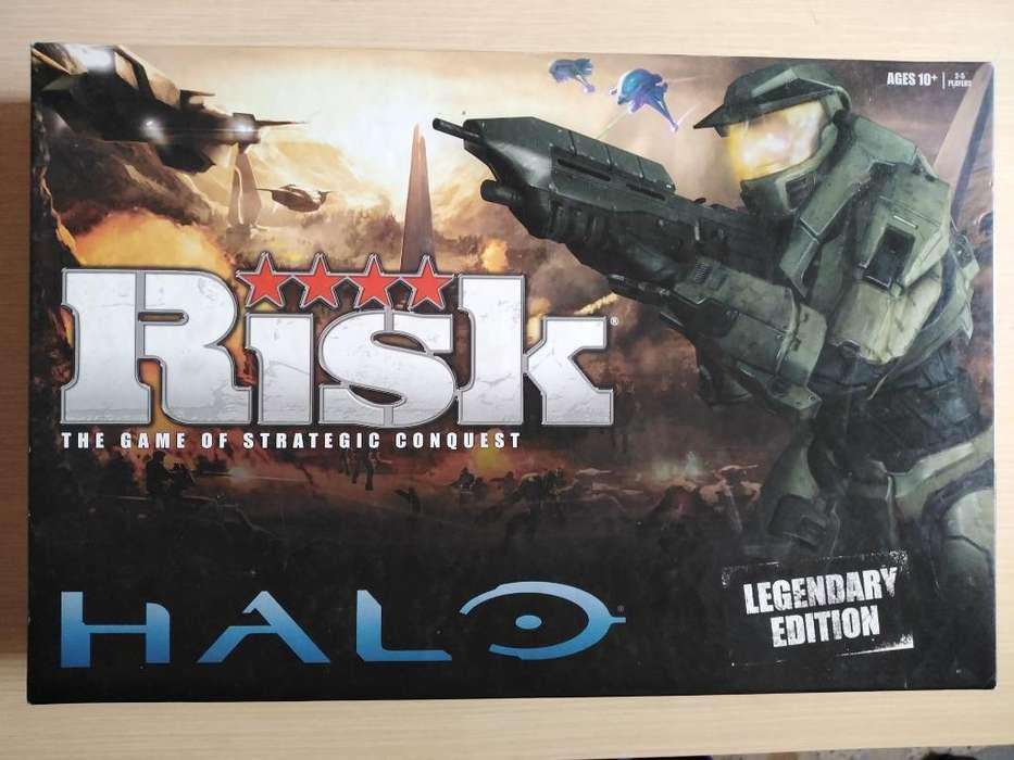 Risk Halo Edición Legendaria en Ingles