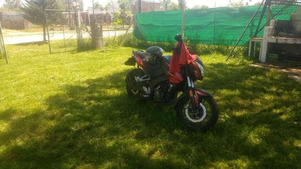 Rouser 200 Ns