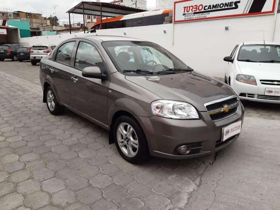 Chevrolet Aveo 2014 - 97900 km