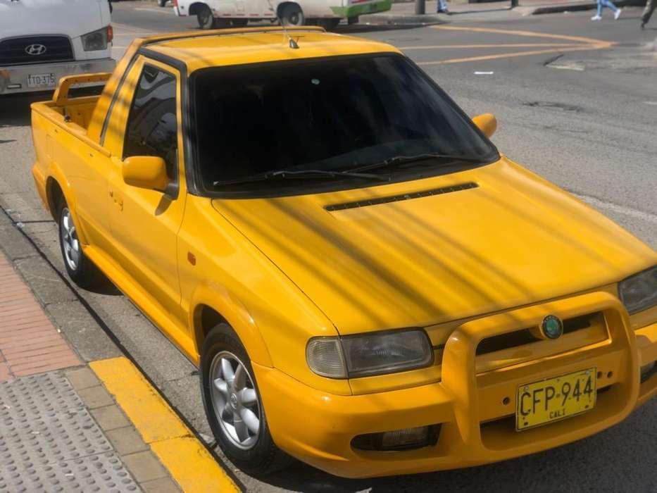 Skoda Pick-Up 1999 - 240143 km