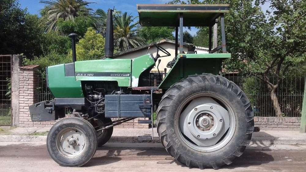 <strong>tractor</strong> Deutz Fahr Ax 5.100 Alto