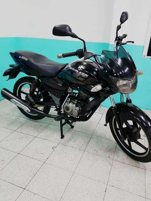 Xcd 125 Modelo 2009 Bien Tenida