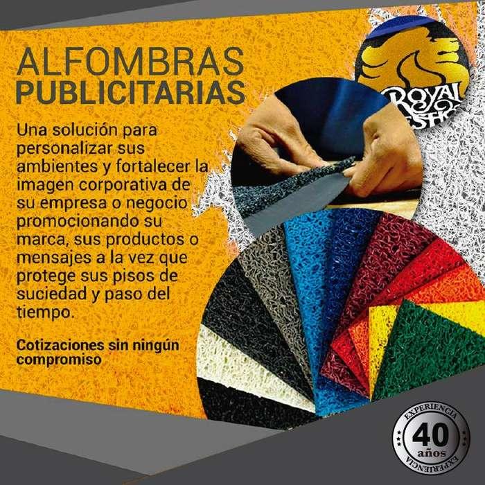 <strong>alfombra</strong>S PUBLICITARIAS