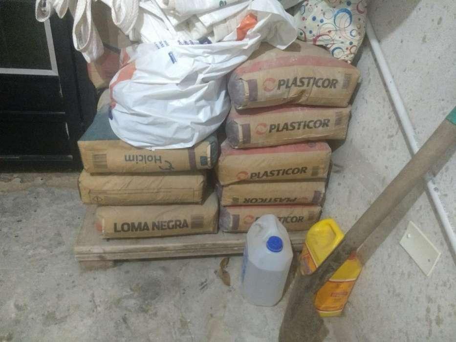 Plasticor Y Cemento