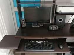 Vendo Computador de Mesa Todo Incluido.