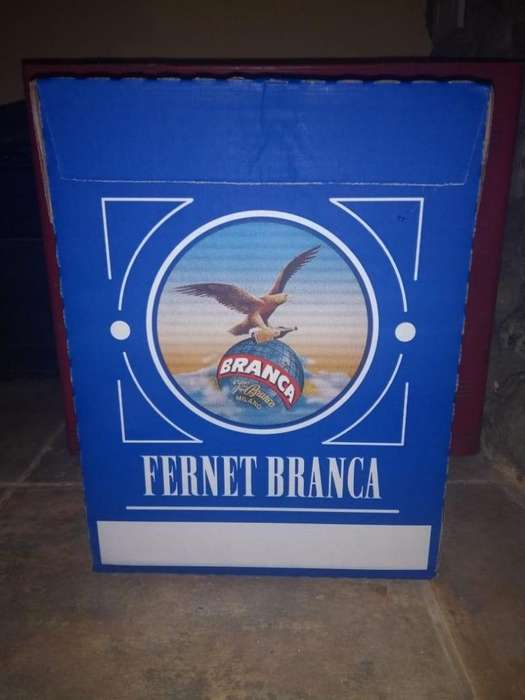 Fernet Branca x 750cc. (Caja x 6 unidades)