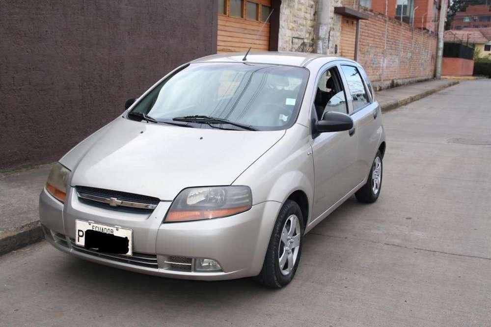 Chevrolet Aveo 2010 - 151000 km
